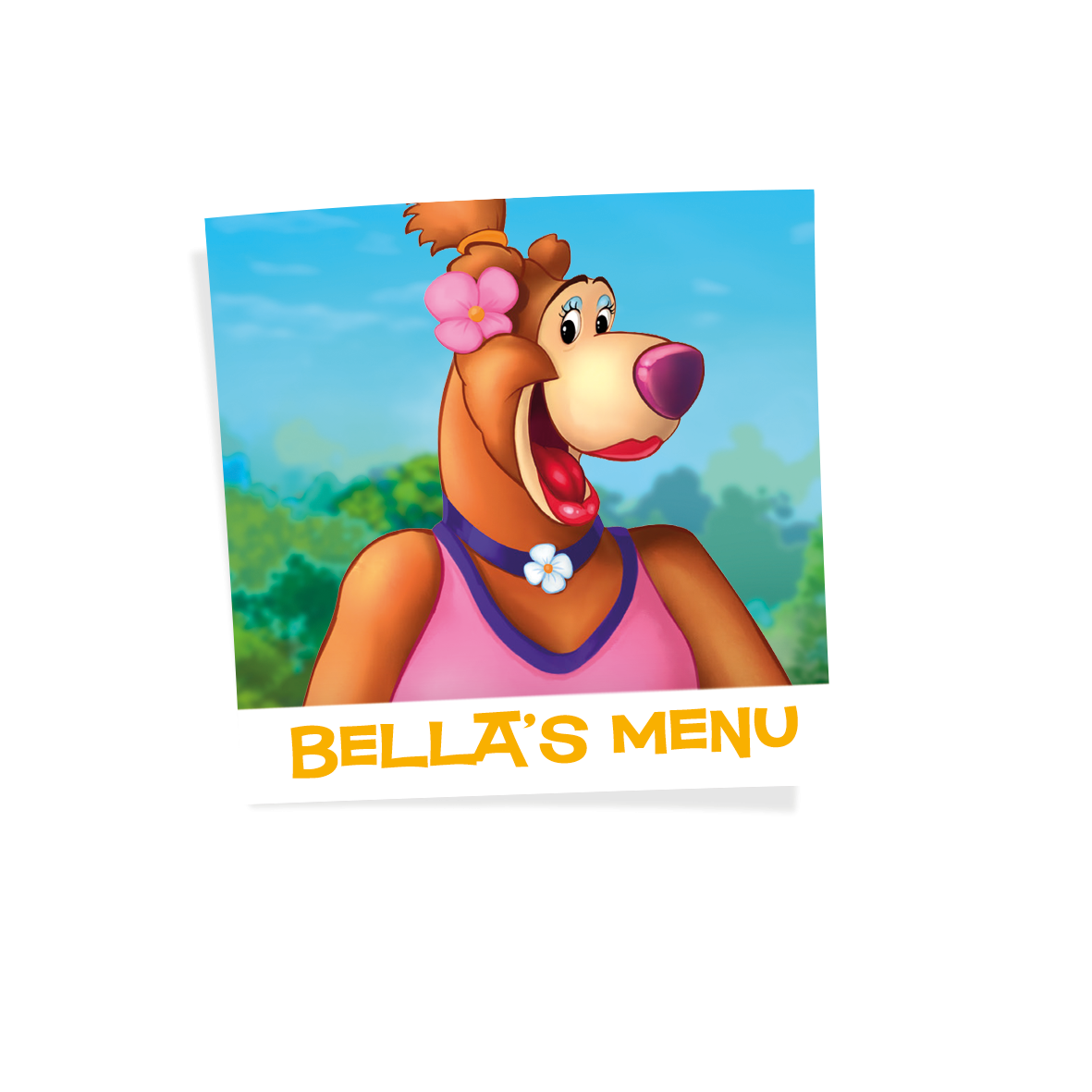 Menu Bella